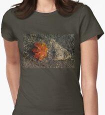 Maple Leaf - Playful Sunlight Patterns T-Shirt