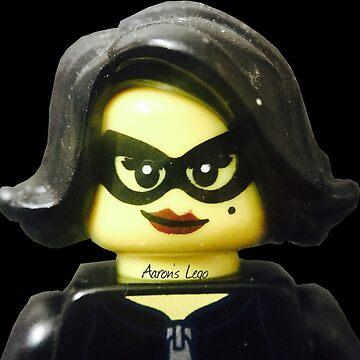 Lego Jewel Thief by aaronslego