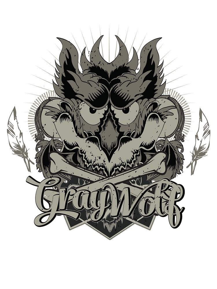 Wolf by darkolector