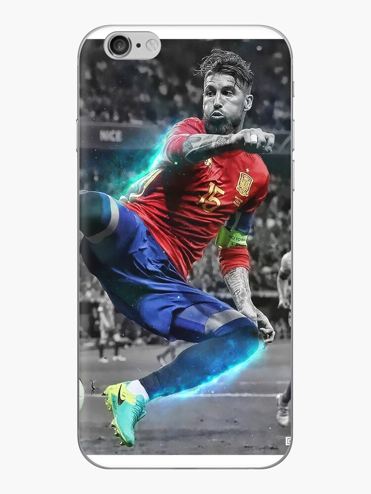 Sergio Ramos Spain Euro 2016 by JAY-DR-EDITS
