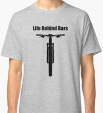 Life Behind Bars Mountain Bike Classic T-Shirt