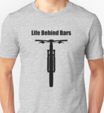 Life Behind Bars Mountain Bike T-Shirt