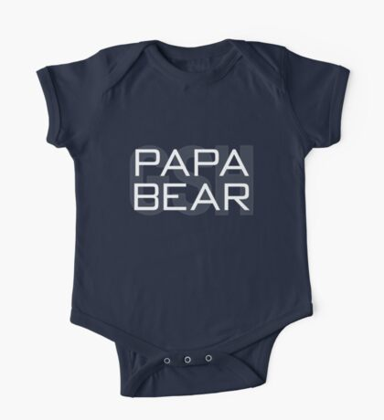 Papa Bear Kids Clothes