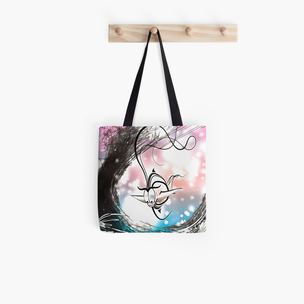 Kibo-Fish Tote Bag