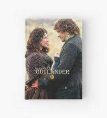 Cuaderno de tapa dura Outlander / Jamie y Claire Fraser / Diana Gabaldon