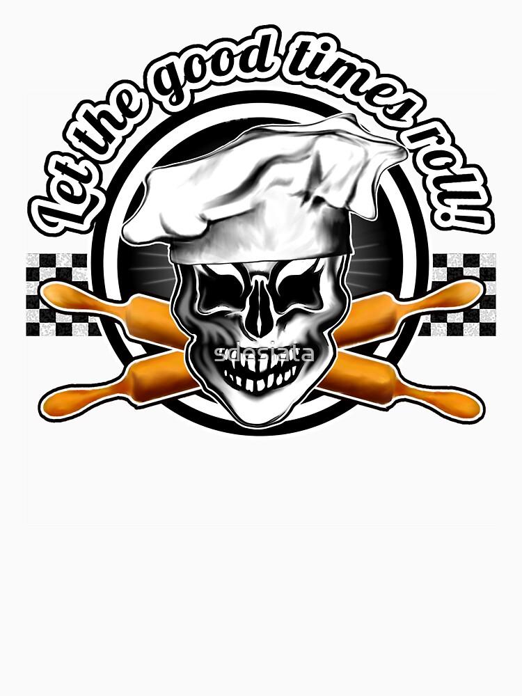 Baker Skull 4: Let the good times roll! by sdesiata