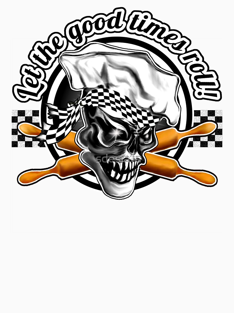 Baker Skull 5: Let the good times roll! by sdesiata