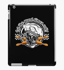 Baker Skull 5: Let the good times roll! iPad-Hülle & Klebefolie