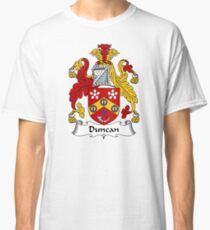 Duncan Coat of Arms / Duncan Family Crest Classic T-Shirt