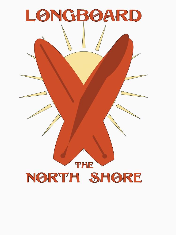 Longboard The North Shore by pjwuebker