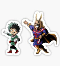 Plus Ultra! Sticker
