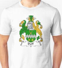 Duff Coat of Arms / Duff Family Crest Unisex T-Shirt