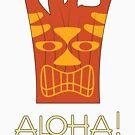 Hawaiian Tiki Aloha by pjwuebker
