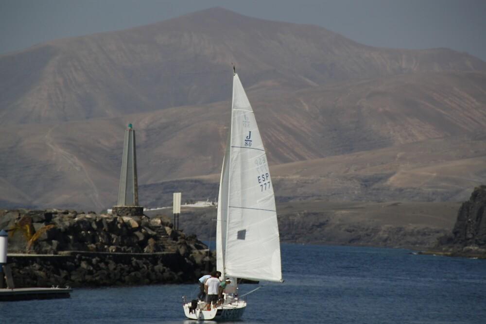 Sailing  by ramsayphoto