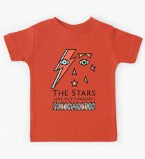BOWIE-STARMAN Kids Tee