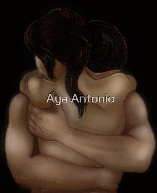 Hug by Aya Antonio
