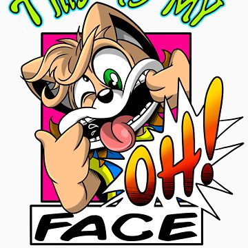 OH face by SammyStowes