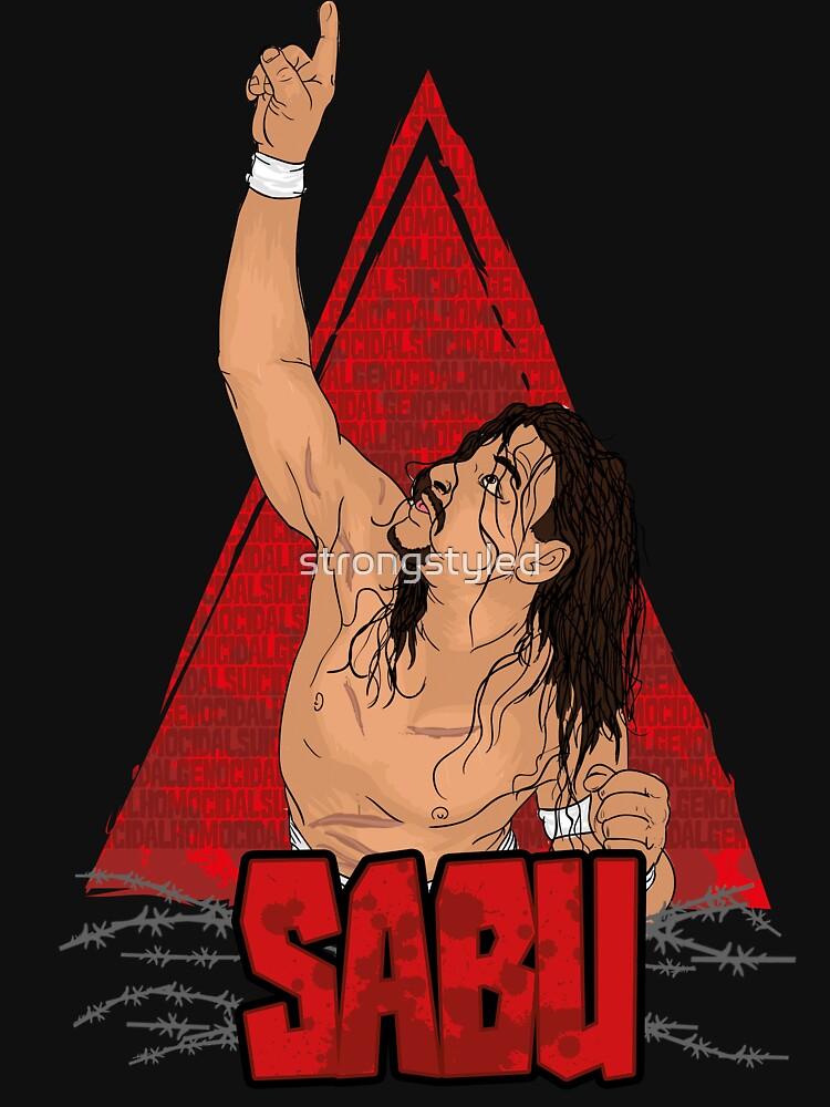 SABU - HomicidalSuicidalGenocidal by strongstyled