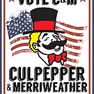 Vote 2016 by cmcircus
