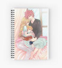 NaLu family Spiral Notebook