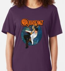 The Question Slim Fit T-Shirt