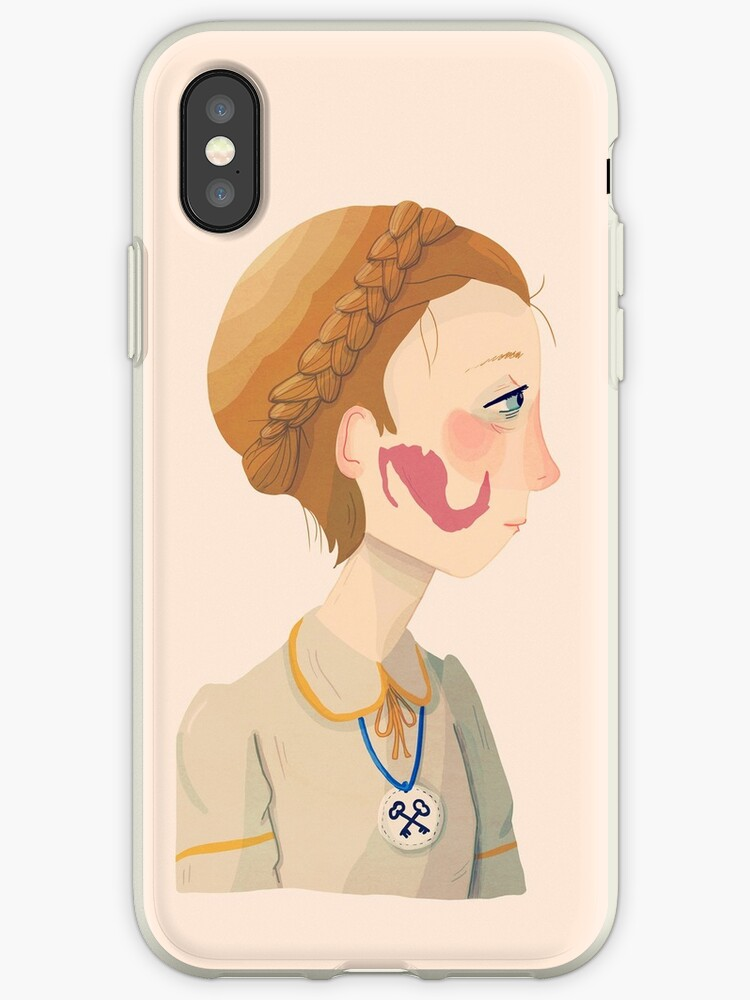 best service 23a60 001a2 'Agatha' iPhone Case by nanlawson