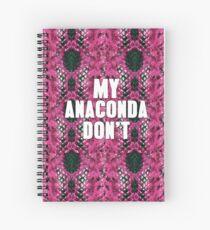 Cuaderno de espiral Anaconda