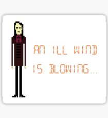 The IT Crowd – An Ill Wind is Blowing Sticker