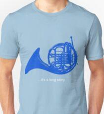 Eine lange Geschichte Unisex T-Shirt