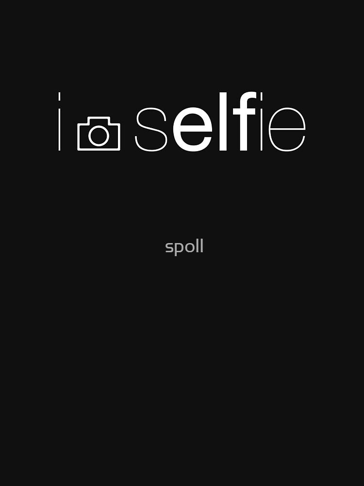i take selfie by spoll