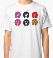 Mighty Boosh skulls Classic T-Shirt