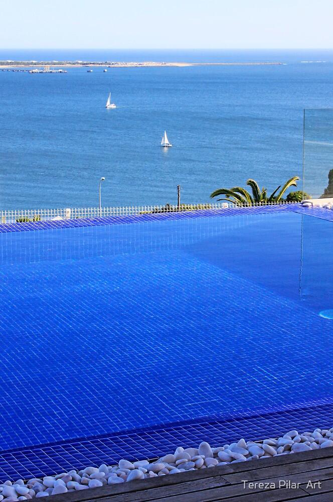 infinity pool I by terezadelpilar ~ art & architecture