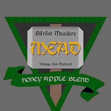 By Odin's Beard... the Best Mead in the Nine Realms. by ladyjaye42