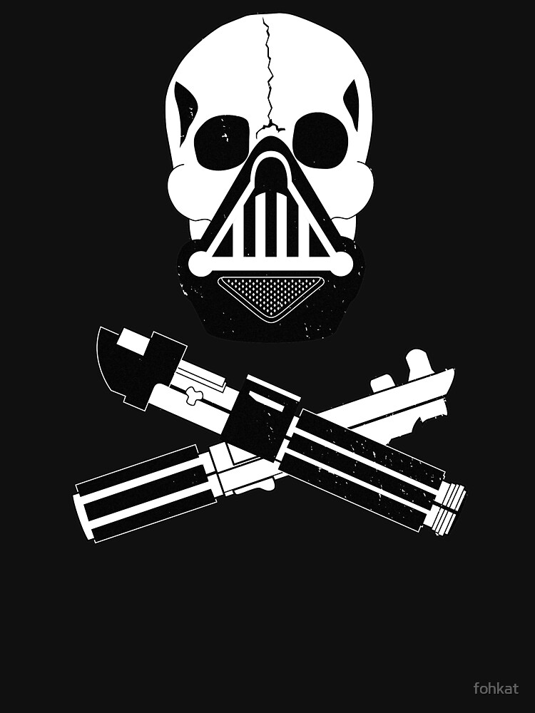Vader and Cross Sabers_Alternate (Dirty Version) by fohkat