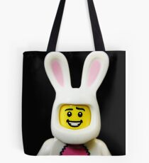 Lego Bunny Suit Guy Tote Bag
