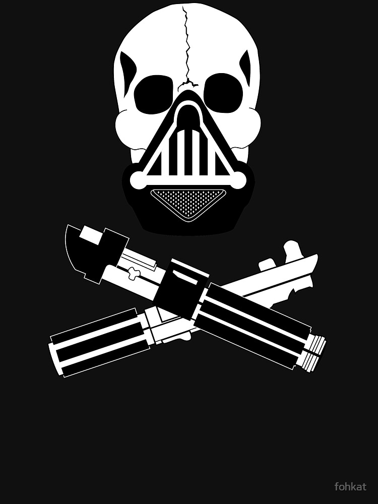 Vader and Cross Sabers_Alternate by fohkat