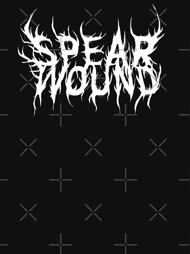 SPEAR WOUND Logo by diosore