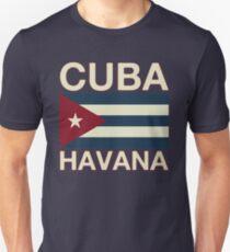 Cuba havana Unisex T-Shirt