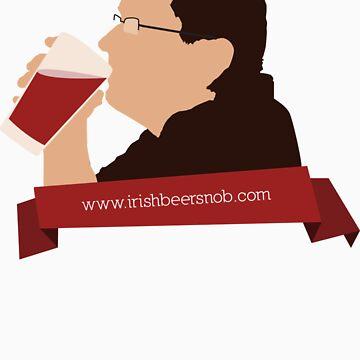 New Beer Snob - Silouhette by irishbeersnob