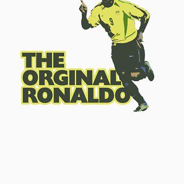 The Orginal Ronaldo by dbutler1990