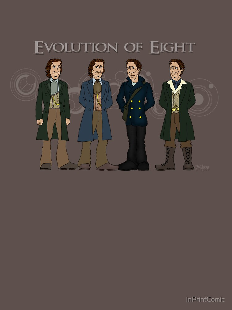 Evolution V1 by InPrintComic