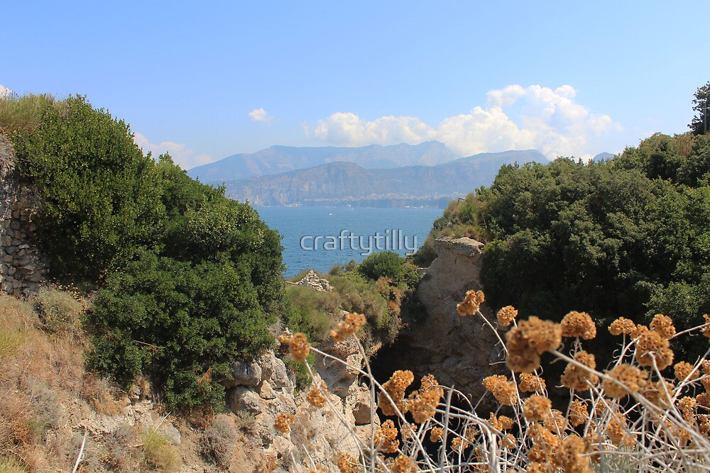 Italian Landscape  by craftytilly