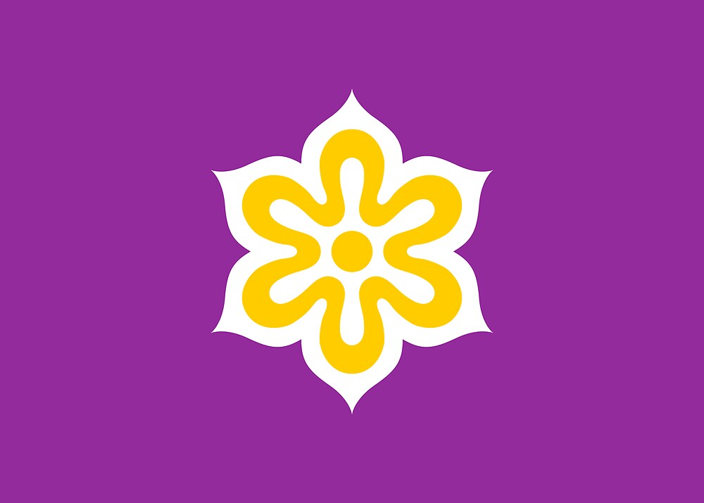Flag of Kyoto Prefecture  by abbeyz71