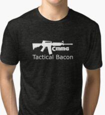 Tactical Bacon - Dayz Tri-blend T-Shirt