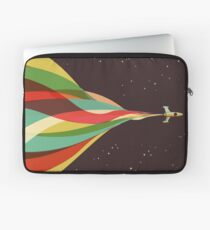 Kaleidoscope to the Stars Laptop Sleeve