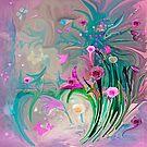 Charm In The Garden by Sherri Palm Springs  Nicholas