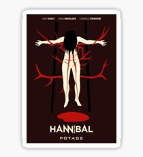 Hannibal 103: Potage Sticker