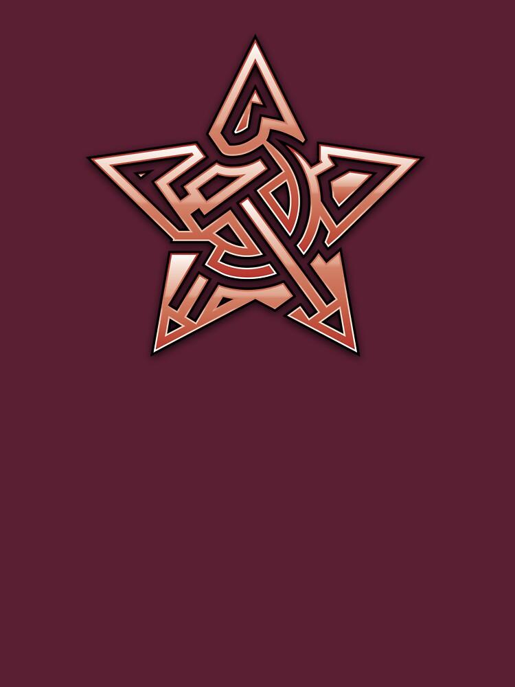 Metal Star by zarkow
