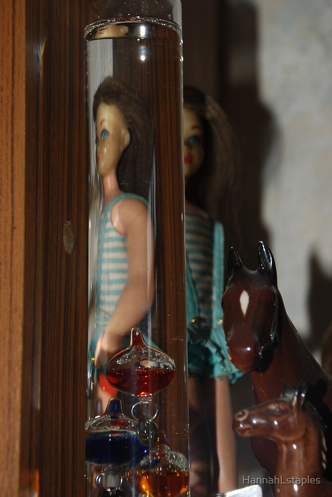 Old fashioned doll  by HannahLstaples