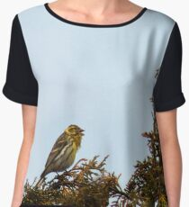 Competiton in song Women's Chiffon Top